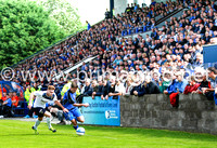 Full stand at Stair Park