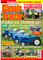 Classic Tractor Cover