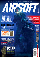 Air Soft International  Cover